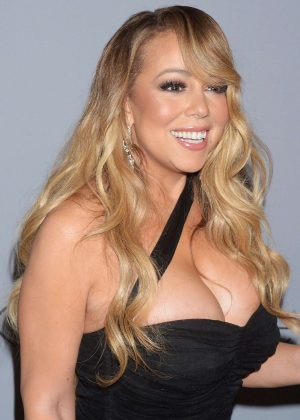 Mariah Carey - 2018 InStyle and Warner Bros Golden Globes After Party in LA