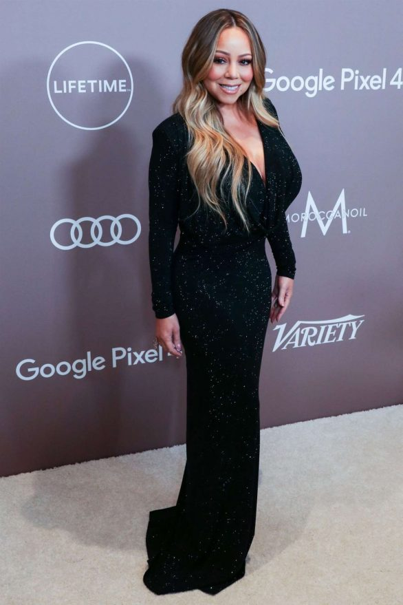Mariah Carey – 2019 Power Of Women: LA Presented By Lifetime in Beverly Hills