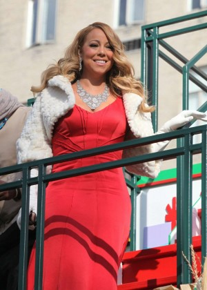 Mariah Carey - 89th Annual Macy's Thanksgiving Day Parade in NY