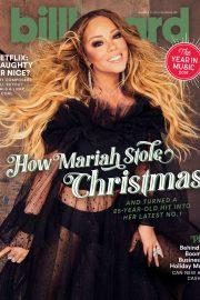 Mariah Carey - Billboard Magazine (December 2019)