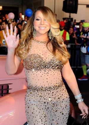 Mariah Carey - Ceasars Palace in Las Vegas