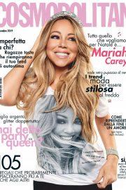 Mariah Carey - Cosmopolitan Italy Magazine (December 2019)