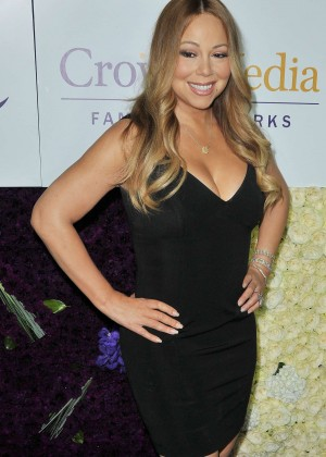 Mariah Carey - Hallmark Channel and Hallmark Movies and Mysteries 2015 Summer TCA Tour in Beverly Hills
