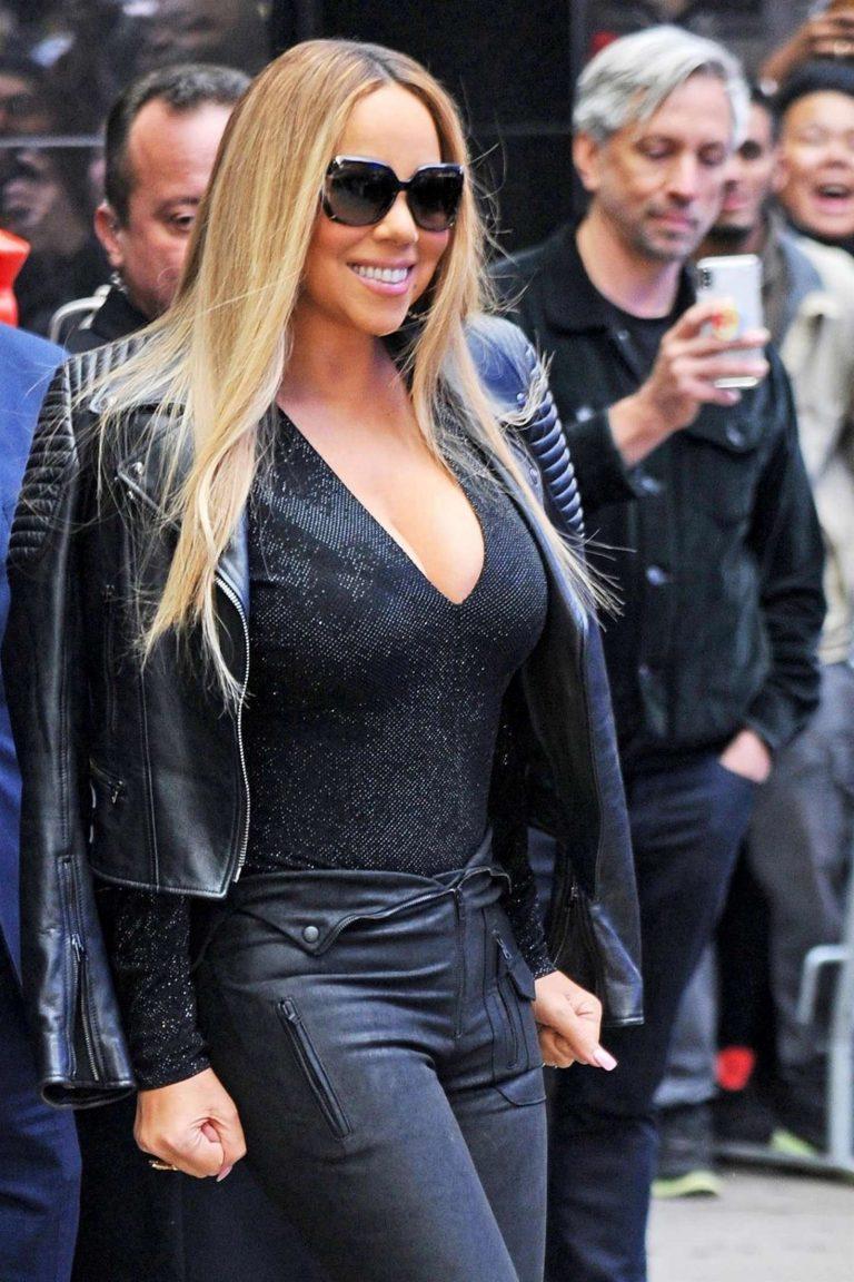 Mariah Carey – Ebony Magazine Cover (February 2014) – GotCeleb
