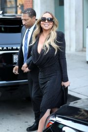 Mariah Carey - Leaving Mr Chow Restaurant in Beverly Hills