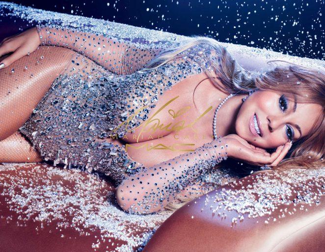 Mariah Carey - MAC Cosmetics Holiday 2016 Collection