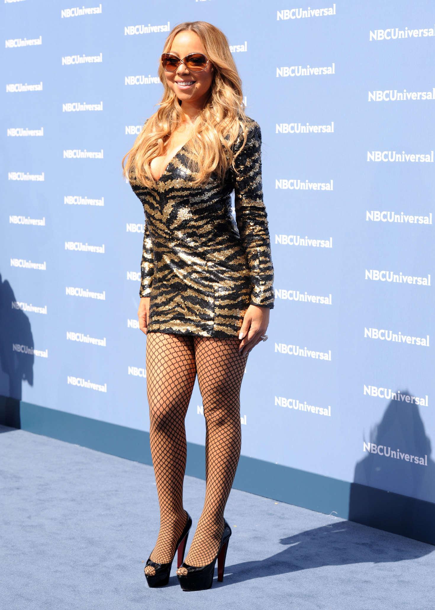 Mariah Carey: NBCUniversal Upfront Presentation 2016 -16 ...