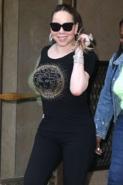 Mariah Carey - Out in New York City