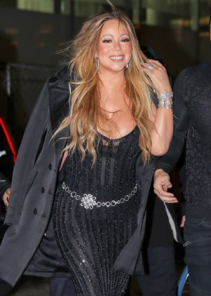 Mariah Carey - Out in New York