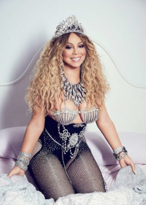 Mariah Carey - Paper Mag Photoshoot by James White August 2017