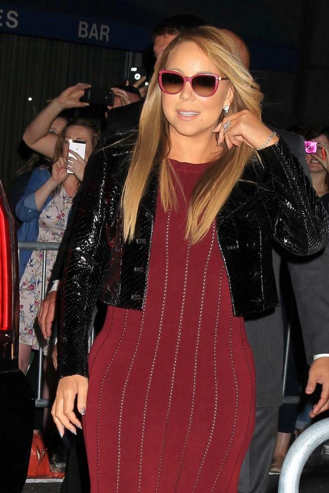 Mariah Carey - 'The Intern' Premiere in NY