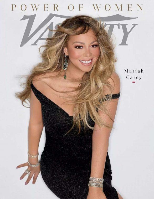 Mariah Carey - Variety Magazine Power Of Women 2019