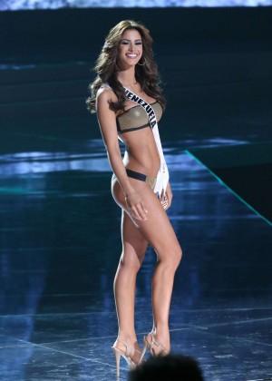 Mariana Jimenez - Miss Universe 2015 Preliminary Round in Las Vegas