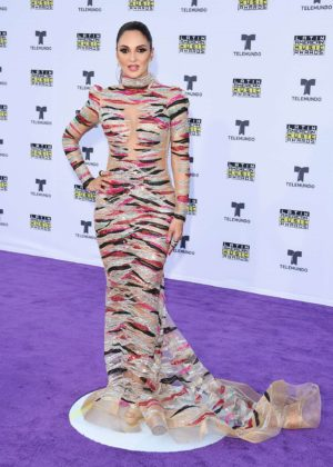 Mariana Seoane - Latin American Music Awards 2017 in Los Angeles