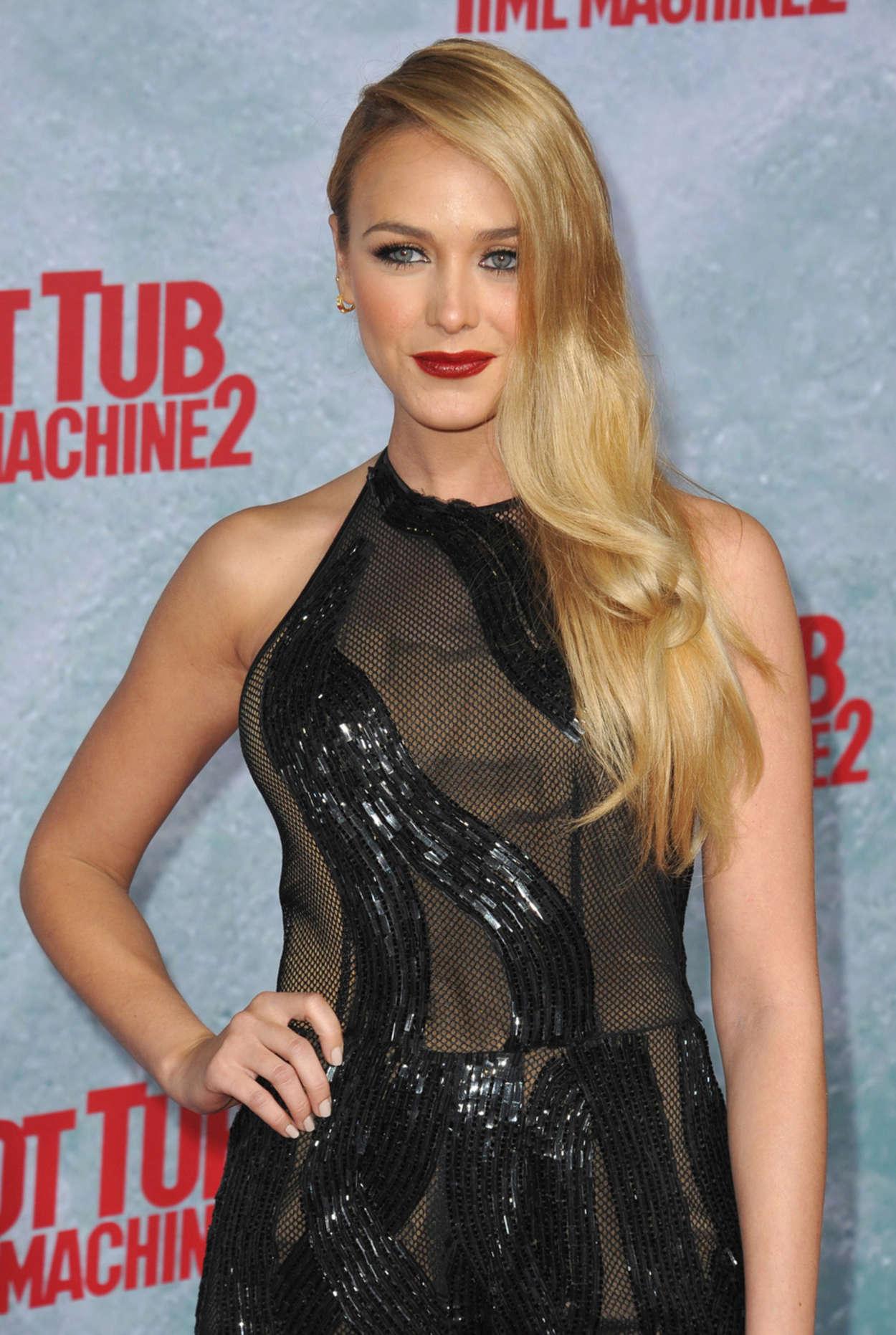"""Mariana Vicente - """"Hot Tub Time Machine 2"""" Premiere in ..."""