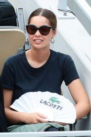Marie-Ange Casta - 2019 Roland Garros in Paris