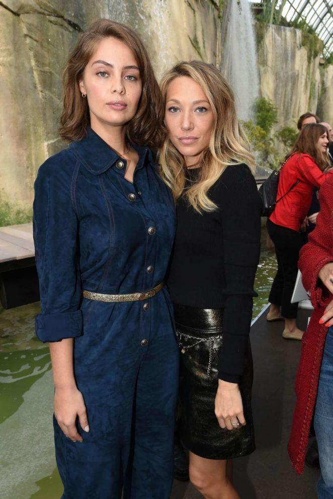 Marie-Ange Casta – Chanel Fashion Show, Paris Fashion Week in Paris