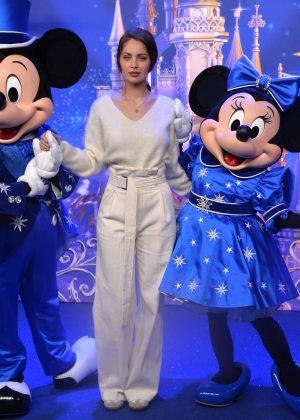 Marie-Ange Casta - Disneyland 25th Anniversary Celebration in Paris