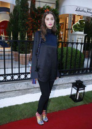 Marie-Ange Casta - The Salvatore Ferragamo Party 2016 in Paris