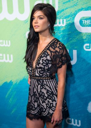 Marie Avgeropolous - The CW Upfront Presentation 2016 in New York