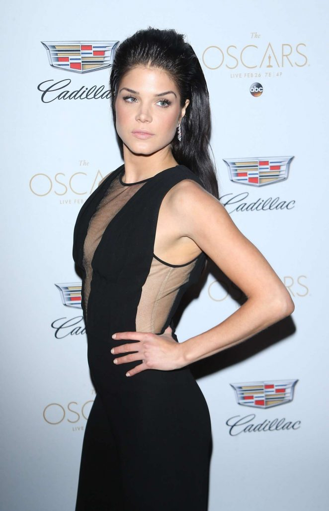 Marie Avgeropoulos - Cadillac celebrates The 89th Annual Academy Awards in LA