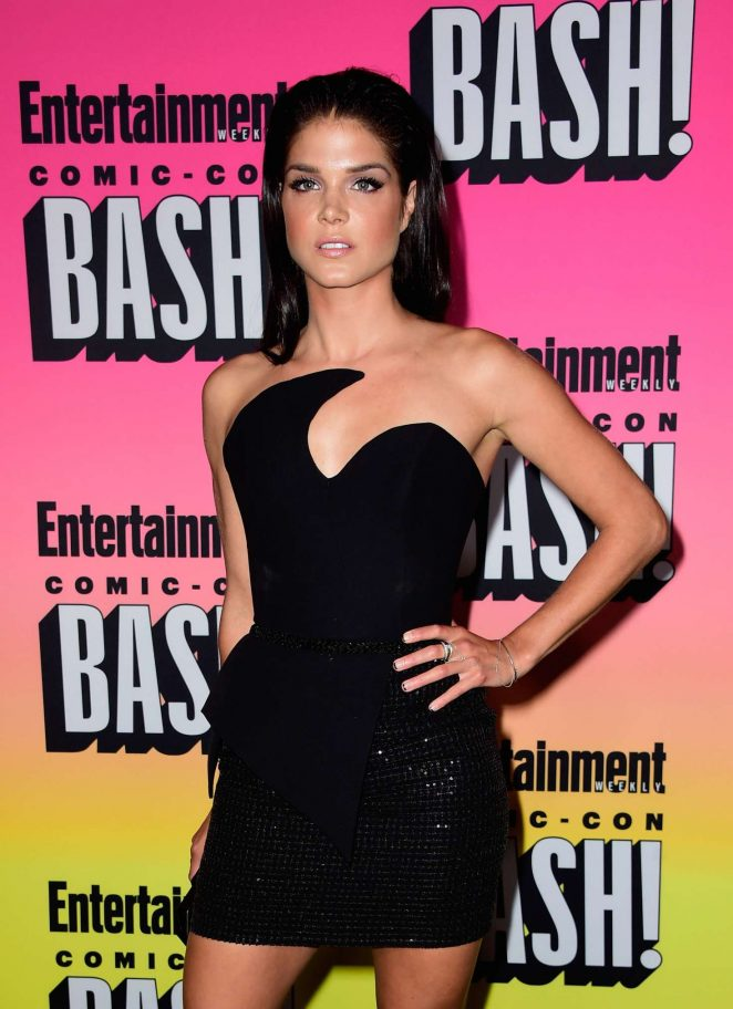 Marie Avgeropoulos - Entertainment Weekly Annual Comic-Con Party 2016 in San Diego