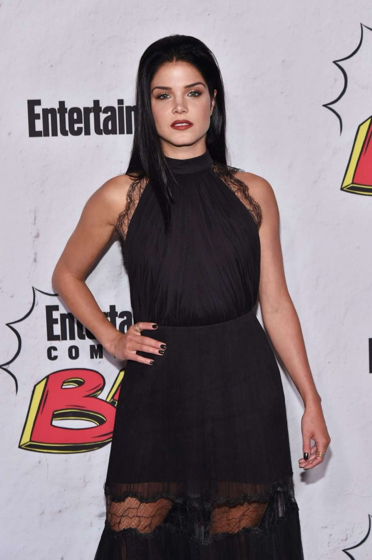MARIE AVGEROPOULOS at CW Networks 2015 Upfront in New