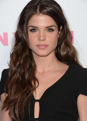 Marie Avgeropoulos - NY Fashion Week Kickoff With Fifty Shades Of Fashion Event in NY