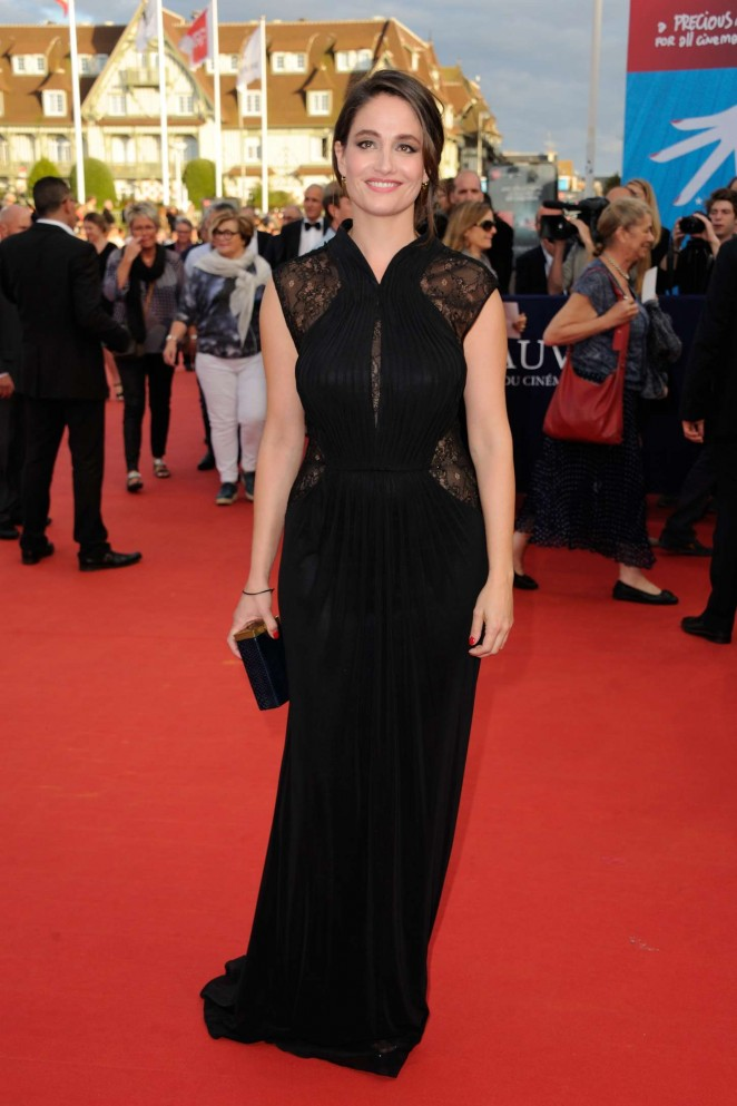 Marie Gillain - Closing Ceremony and Premiere Of 'Sicario' at Deauville Film Festival