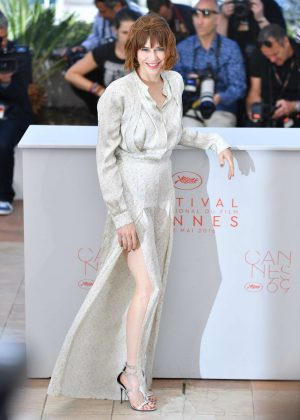 Marie-Josee Croze - 'Cinefondation et courts metrages' Photocall at 2016 Cannes Film Festival