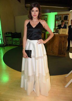 Marie Nasemann - GreenTec Awards 2016 in Munich