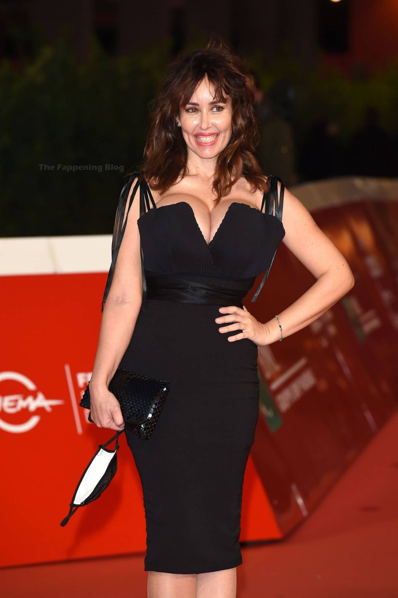 Marilyn Gallo - Red carpet at 2020 Rome Film Festival in Rome