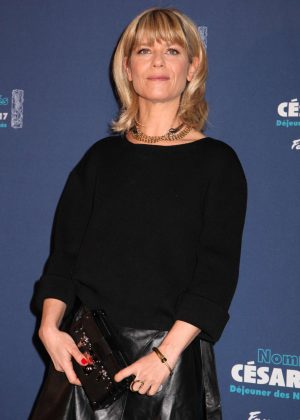 Marina Fois - 2017 Cesar Nominee Luncheon in Paris