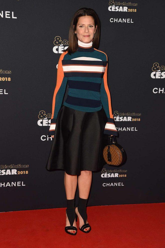 Marina Fois - Cesar Revelations 2018 at Le Petit Palais in Paris