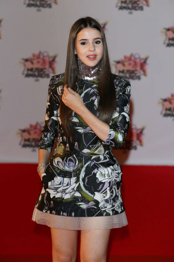 Marina Kaye - 17th NRJ Music Awards in Cannes