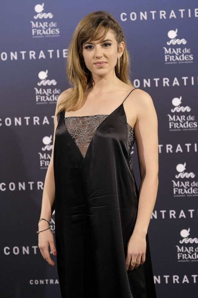 Marina Salas - 'Contratiempo' Premiere in Madrid