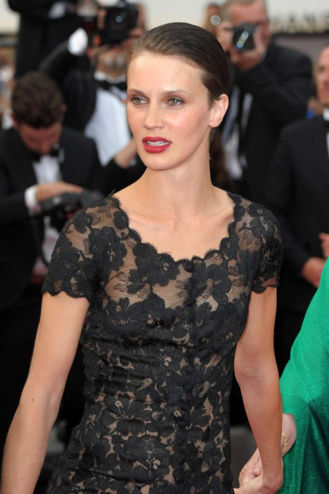 Marine Vacth: LAmant Double Premiere at 70th Cannes Film Festival -02