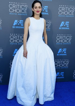 Marion Cotillard - 2015 Critics Choice Movie Awards in LA