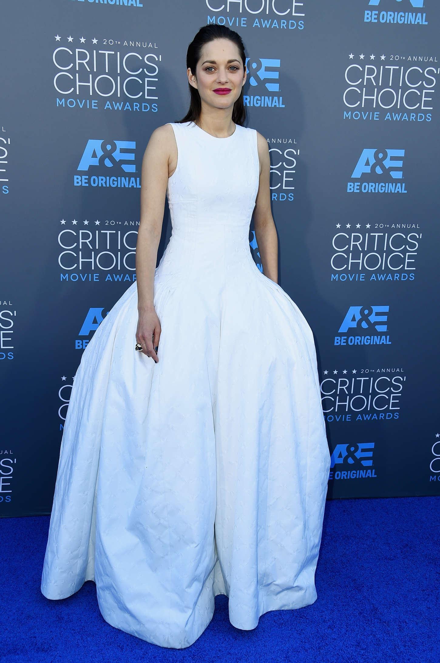 Marion Cotillard - 2015 Critics Choice Movie Awards in LA