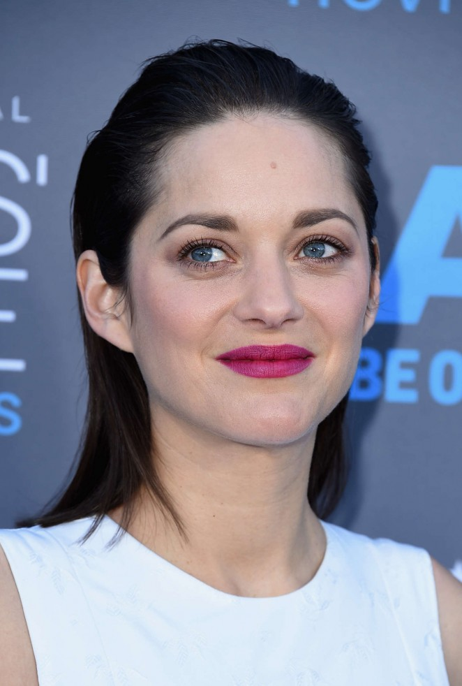 Marion Cotillard: 2015 Critics Choice Movie Awards -10