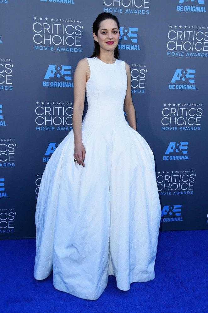 Marion Cotillard: 2015 Critics Choice Movie Awards -11