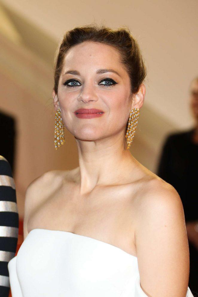 Marion Cotillard – '3 Faces' Premiere at 2018 Cannes Film Festival