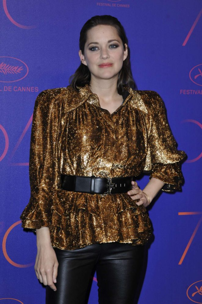 Marion Cotillard - 70th Anniversary Dinner at 2017 Cannes Film Festival