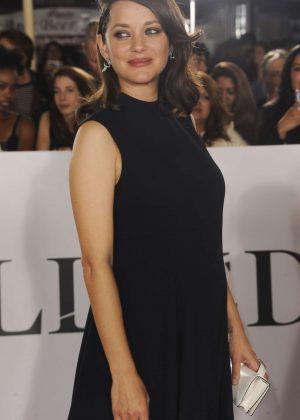 Marion Cotillard - 'Allied' Premiere in Los Angeles