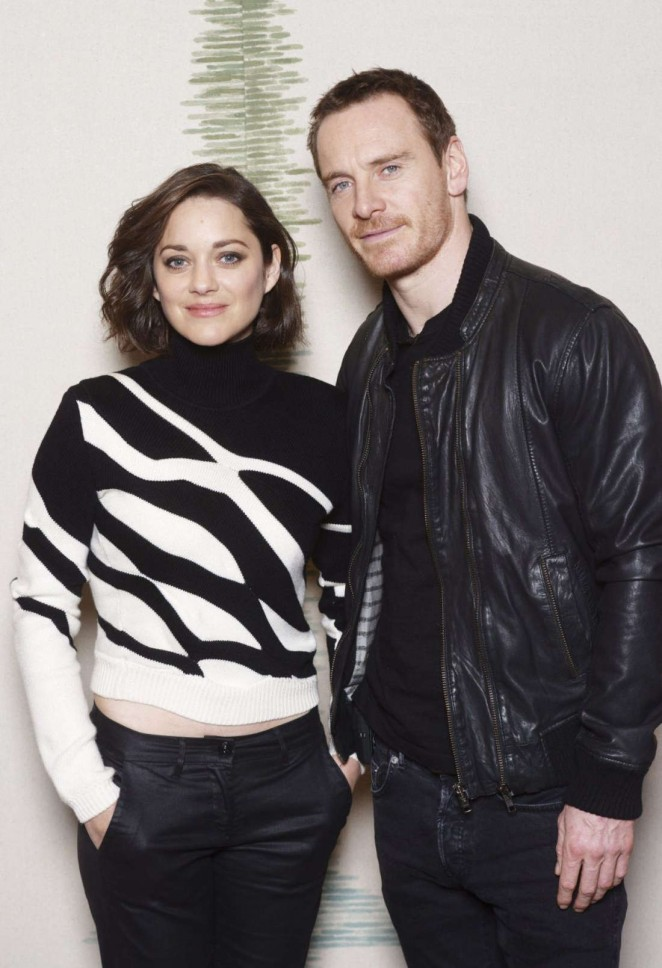 Marion Cotillard and Michael Fassbender - 'Macbeth' Special Screening in London