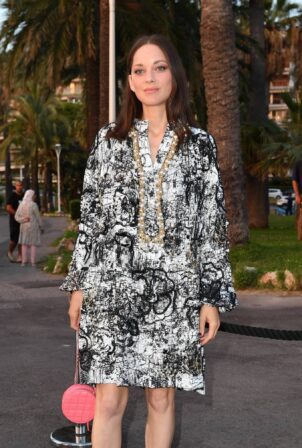 Marion Cotillard - At Chanel dinner during the 74th annual Cannes Film Festival in Cannes