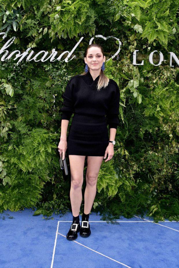 Marion Cotillard - Chopard Bond Street Boutique Reopening in London