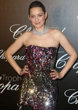 Marion Cotillard - Chopard Trophee Event at 70th Cannes Film Festival
