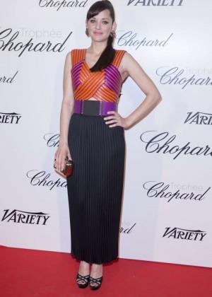Marion Cotillard: Chopard Trophy Party -01