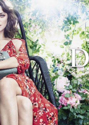 Marion Cotillard - Christian Dior's Lady Dior F/W 2016
